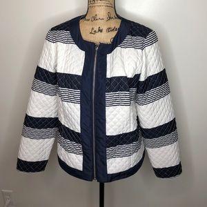 Chico's Jacket size 2/ Large